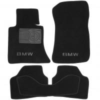 Коврики в салон для BMW X1 E84 '09-15 текстильные, черные (Премиум)