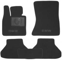 Textile-Pro Коврики в салон для BMW X6 E71 '08-14 текстильные, черные (Премиум)