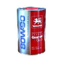 Wolver Multigrade Hypoid Gear Oil 80W90, 1 л
