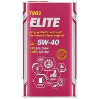 Mannol Mannol Elite 5W-40, металл 4 л