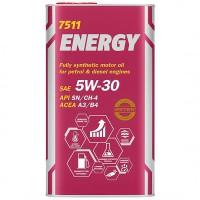 Mannol Mannol Energy 5W-30, металл 4 л