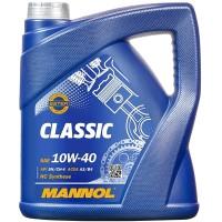 Mannol Mannol Classic 10W-40, 4 л