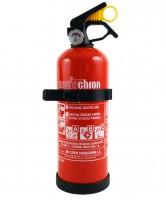Огнетушитель 1 кг порошковый AMiO, OG60179