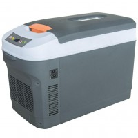 Автохолодильник серый CBP-22 Thermo