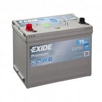 Автомобильный аккумулятор EXIDE PREMIUM JIS 75 Ач