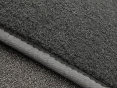 Фото 6 - Коврики в салон для Infiniti FX '03-08 текстильные, серые (Премиум)