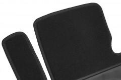 Фото 5 - Коврики в салон для Infiniti FX (QX70) с 2009 текстильные, черные (Премиум)