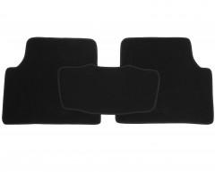 Фото 4 - Коврики в салон для Lexus CT 200H '11- текстильные, черные (Премиум) 4 клипсы