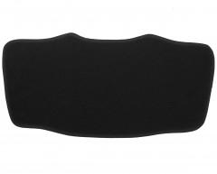 Фото 7 - Коврики в салон для Lexus CT 200H '11- текстильные, черные (Премиум) 4 клипсы