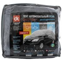 Тент автомобильный для джипа Peva XXL Дорожная Карта