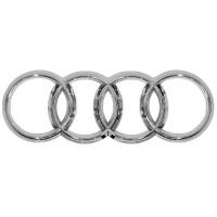 Эмблема на решетку радиатора Audi 4H0853605B2ZZ
