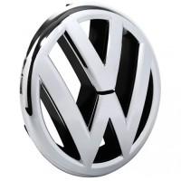 Эмблема на решетку радиатора Volkswagen 7N0853601DJZA