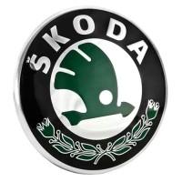 Эмблема на багажник Skoda 1ST853630FXC