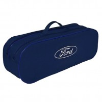 Сумка-органайзер Ford, синяя (Poputchik)