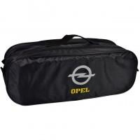 Сумка-органайзер Opel, черная (Poputchik)