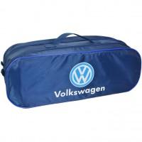Сумка-органайзер Volkswagen, синяя (Poputchik)