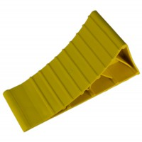 Упор противооткатный, желтый (Poputchik)