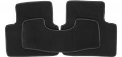 Фото 4 - Коврики в салон для Opel Insignia '09- текстильные, черные (Премиум)