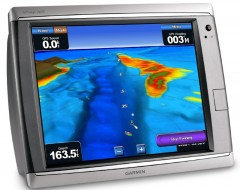 Картплоттер Garmin GPSMAP 7015 НавЛюкс