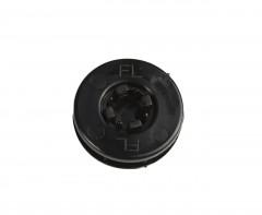 Textile-Pro Клипса для ковриков в салон Fiat, Lancia черная