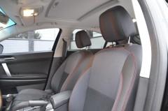 Авточехлы Premium для салона MG 6 '10- серая строчка (MW Brothers)