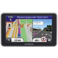 Фото 1 - Автомобильный навигатор Garmin Nuvi 150T CE