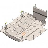 Защита двигателя и КПП для Chery Tiggo 4 '17-, V-1.5i, МКПП (Кольчуга)