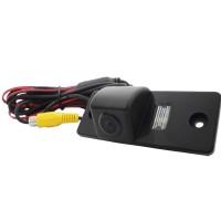 Штатная камера заднего вида для Volkswagen Touareg (Falcon SC32HCCD-170)