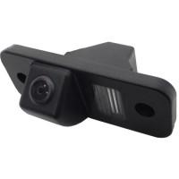 Штатная камера заднего вида для Hyundai New Santa Fe (Falcon SC35HCCD-170)