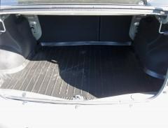 Коврик в багажник для Renault Logan '13- седан, резиновый (Lada Locker)