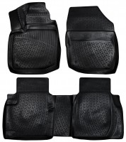 Коврики в салон для Honda Civic 5D '12- полиуретановые (L.Locker)