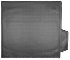 Коврик в багажник для Land Rover Range Rover '13-, полиуретановый (NorPlast) черный
