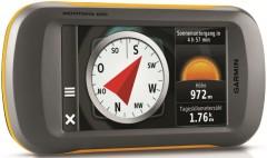 Туристический GPS-навигатор Garmin Montana 600 НавЛюкс
