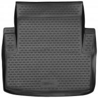 Коврик в багажник для BMW 3 E90 '05-11 седан, полиуретановый (Novline / Element) черный
