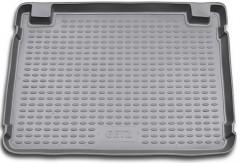 Коврик в багажник для Hyundai Getz '02-11, полиуретановый (Novline / Element) черный