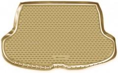 Коврик в багажник для Infiniti EX (QX50) '08-17, полиуретановый (Novline / Element) бежевый