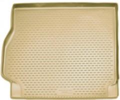 Коврик в багажник для Land Rover Range Rover Sport '05-12, полиуретановый (Novline / Element) бежевый