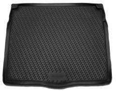 Коврик в багажник для Opel Astra J '09-15, хетчбэк (5 дв.), полиуретановый (Novline / Element) черный EXP.CAROPL00026