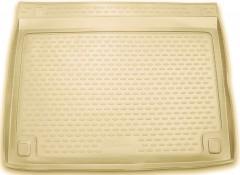 Коврик в багажник для Toyota FJ Cruiser '06-, полиуретановый (Novline / Element) бежевый