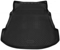 Коврик в багажник для Toyota Fortuner '05-14, полиуретановый (Novline / Element) черный