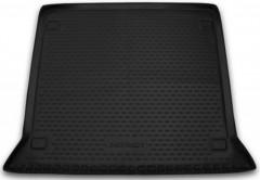 Коврик в багажник для UAZ (УАЗ) 3163 Patriot '05-, полиуретановый (Novline / Element) черный EXP.NLC.54.04.B13n