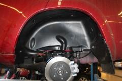 Подкрылок задний левый для Toyota RAV4 SWB '10-12 (Novline)