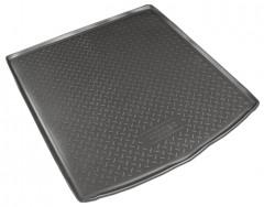 Коврик в багажник для Audi A4 '00-08 седан, полиуретановый (Norplast)
