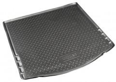Коврик в багажник для Ford Focus 3 (III) '11- седан, полиуретановый (NorPlast) черный
