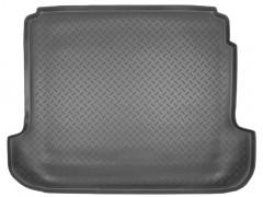 Коврик в багажник для Renault Fluence '09-, полиуретановый (NorPlast) черный