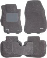 Коврики в салон для Subaru Outback '09-14 текстильные 3D, серые (3D Mats)
