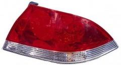 Фонарь задний для Mitsubishi Lancer 9 '04-09 правый (FPS) красно-белый