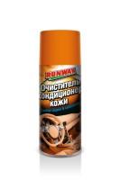 Очиститель-кондиционер для кожи LEATHER CLEANER & CONDITIONER 400мл (Runway)