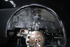 Подкрылок задний правый для Ford Transit '06-13 (Novline)