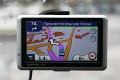 Фото 1 - Автомобильный навигатор Garmin nuvi 1300 НавЛюкс